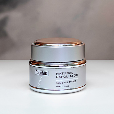 FaceMD Natural Exfoliator