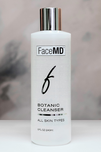 FaceMD Botanic Cleanser